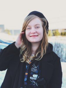 Freya Viridian Søndmør, ny Fagleder TG19-21