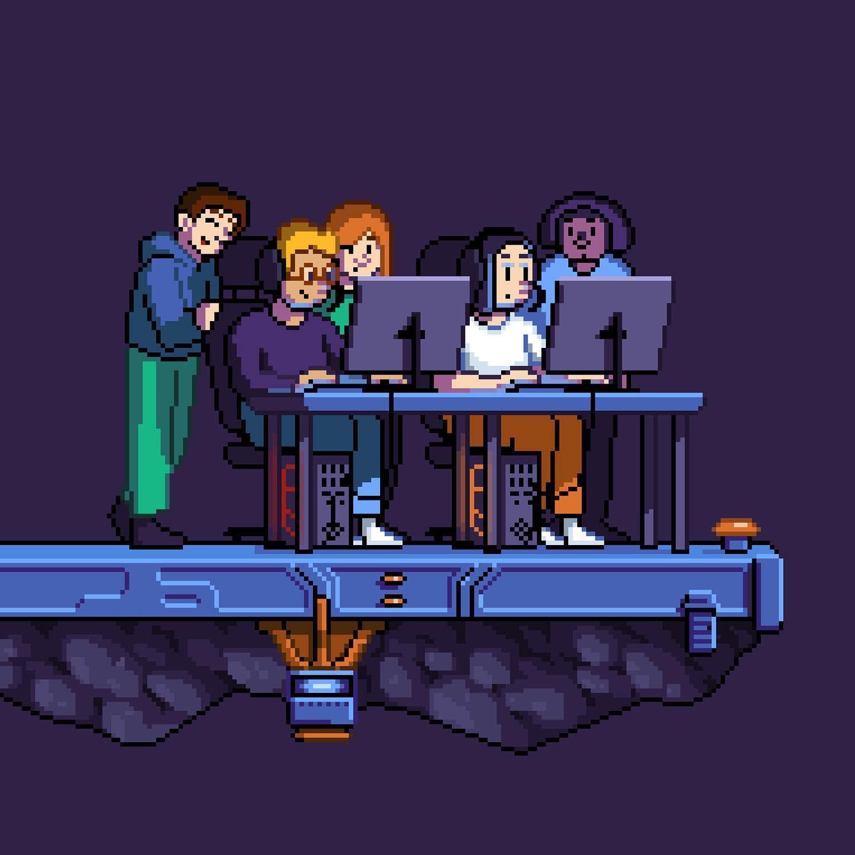 Møteplass datakultur gamer ungdom