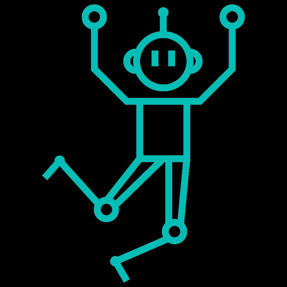 robot hopper